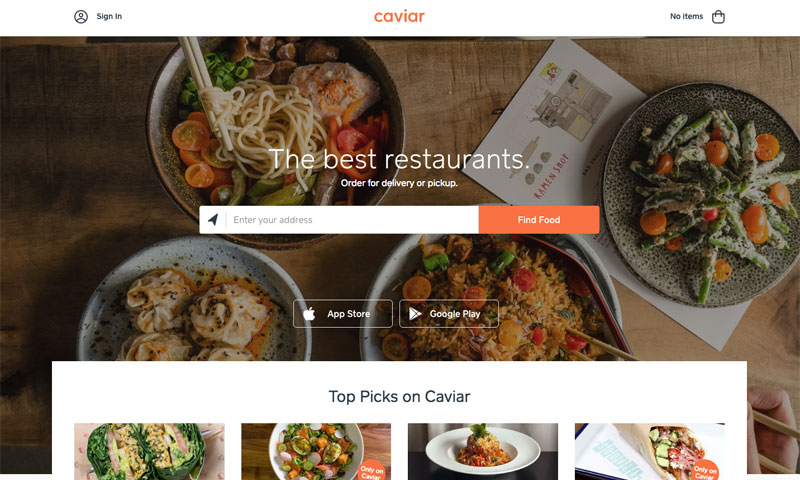 Driver Side Food Delivery Apps