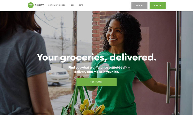 Deliver Groceries For Cash With Shipt